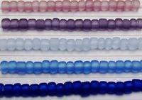Image pour la catégorie Perles de rocailles japonaises, taille 8/0
